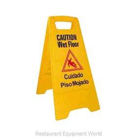 Winco WCS-25 Sign, Wet Floor