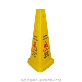 Winco WCS-27T Sign, Wet Floor
