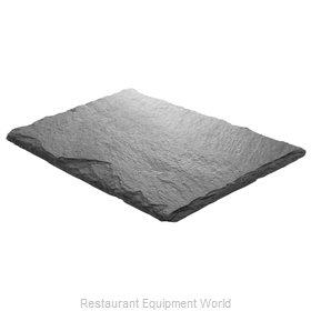 Winco WDL001-303 Platter, Stone