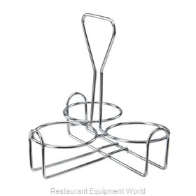 Winco WH-4 Condiment Caddy, Rack Only