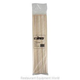 Winco WSK-12 Skewers, Bamboo