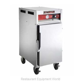 Wittco 1220-7 Heated Holding Cabinet Mobile Half-Height