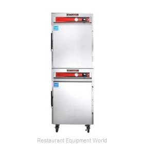 Wittco 1826-7-DBL Heated Holding Cabinet Mobile