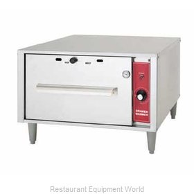 Wittco 200-1-SL-LP Warming Drawer Free Standing