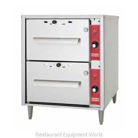 Wittco 200-2-SL-LP Warming Drawer Free Standing