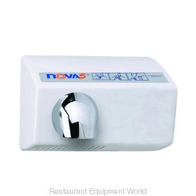 World Dryer 0222 NOVA 5 Surface Mounted Hand Dryer