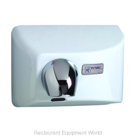 World Dryer 0412 NOVA 4 Surface Mounted Hand Dryer