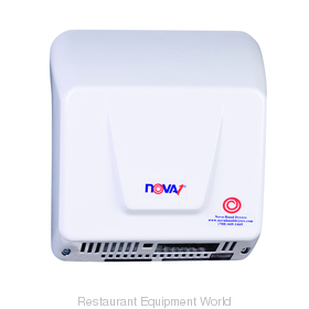 World Dryer 0830 NOVA 1 Surface Mounted Hand Dryer