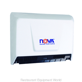 World Dryer 0930 NOVA 2 Surface Mounted Hand Dryer