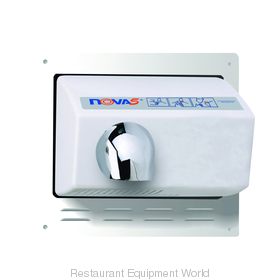 World Dryer 37-058500 NOVA 5 Recess Kit
