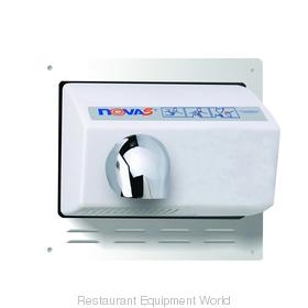 World Dryer 37-058589 NOVA 5 Recess Kit