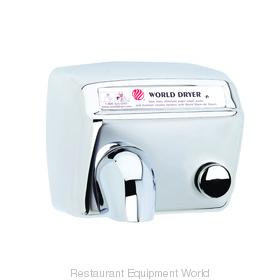 World Dryer DA52-972 Model A Hand Dryer