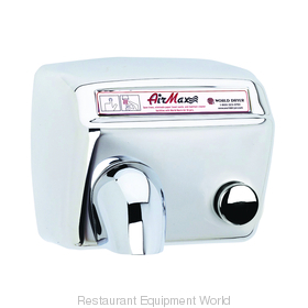 World Dryer DM54-972 AirMax Hand Dryer