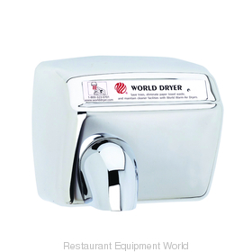 World Dryer DXA5-972 Model A Hand Dryer