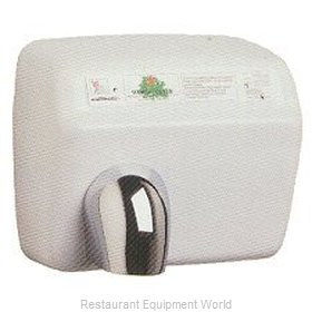 World Dryer DXA53 Surface Mount Hand Dryer
