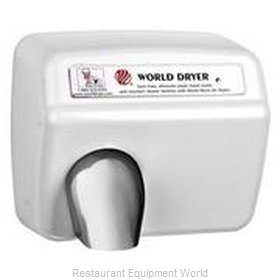 World Dryer FS126-CHR Surface Mount Hand Dryer