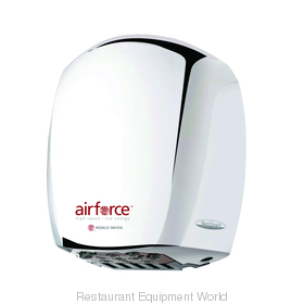 World Dryer J-972 Airforce Hand Dryer