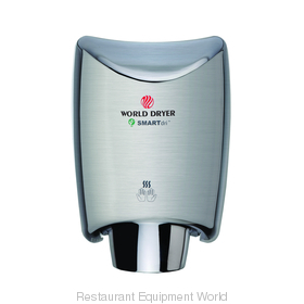 World Dryer K-973A SMARTdri Surface Mount Hand Dryer