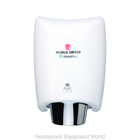 World Dryer K-974A SMARTdri Surface Mount Hand Dryer