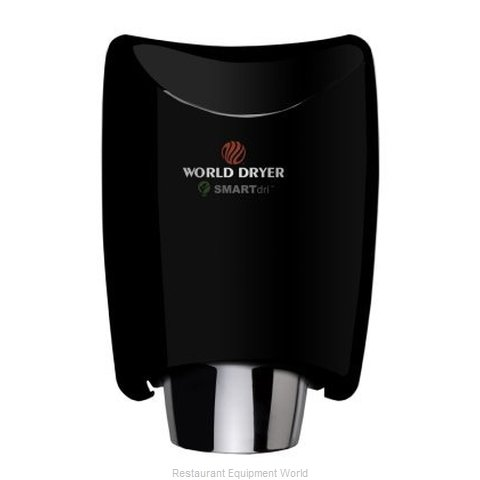 World Dryer K4-974A Surface Mount Hand Dryer (Magnified)
