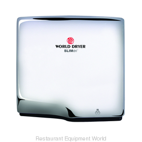 World Dryer L-972 SLIMdri Hand Dryer
