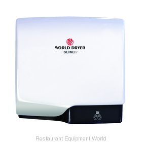 World Dryer L-974 SLIMdri Hand Dryer