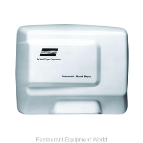 World Dryer LE1 Surface Mount Automatic Hand Dryer