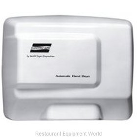 World Dryer LE4 Surface Mount Automatic Hand Dryer