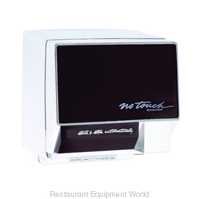 World Dryer NT126-005 No-Touch Hand Dryer