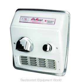 World Dryer RM5-Q974 AirMax Hand Dryer