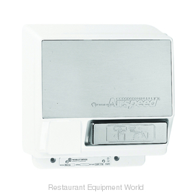 World Dryer WA126-002 AirSpeed Hand Dryer