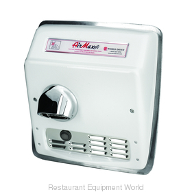 World Dryer XRM5-Q974 AirMax Hand Dryer