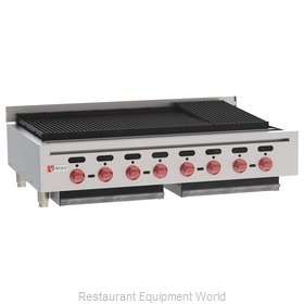 Wolf Range ACB47 Charbroiler, Gas, Countertop
