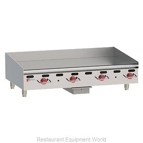 Wolf Range AGM48 Griddle, Gas, Countertop