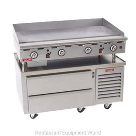 Wolf Range ARS60 Equipment Stand, Refrigerated Base