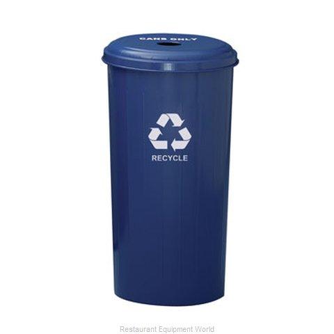 Witt Industries 10/1DTDB Waste Receptacle Recycle