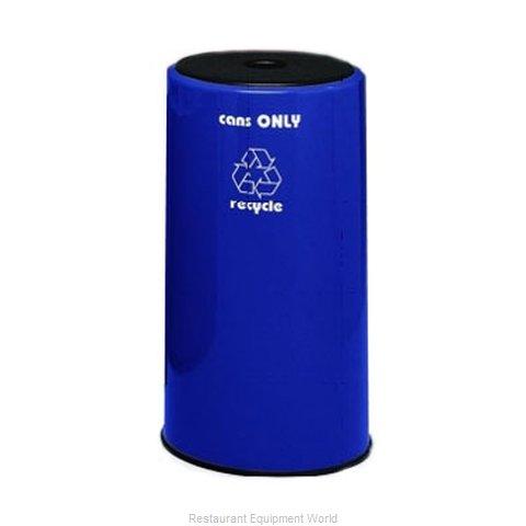 Witt Industries 11R-1630GSP Waste Receptacle Recycle