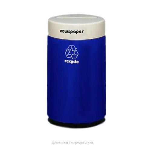 Witt Industries 11R-1831GSP Waste Receptacle Recycle