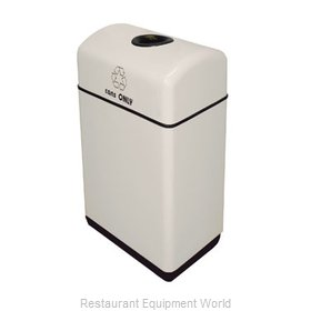 Witt Industries 11RR-121631 Waste Receptacle Recycle