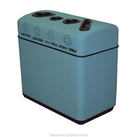 Witt Industries 11RR-481631 Waste Receptacle Recycle