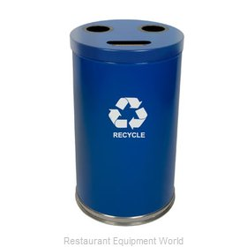 Witt Industries 18RTBL Waste Receptacle Recycle