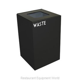 Witt Industries 24GC03-CB Waste Receptacle Recycle