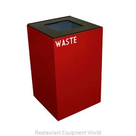Witt Industries 24GC03-SC Waste Receptacle Recycle