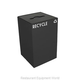Witt Industries 24GC04-CB Waste Receptacle Recycle
