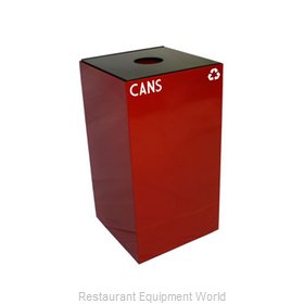 Witt Industries 28GC01-SC Waste Receptacle Recycle