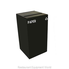 Witt Industries 28GC02-CB Waste Receptacle Recycle