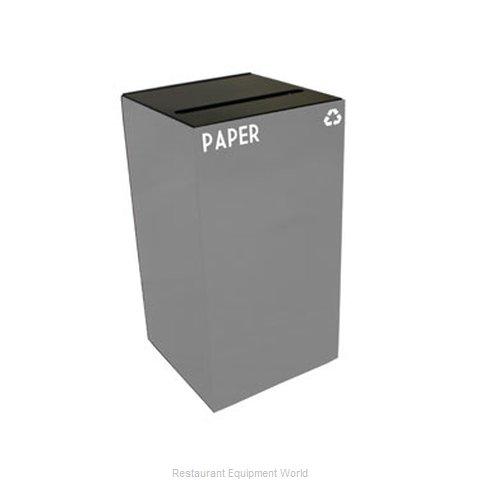 Witt Industries 28GC02-SL Waste Receptacle Recycle