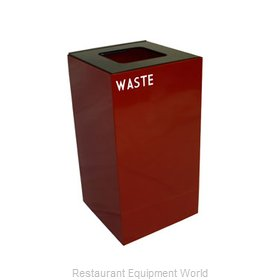 Witt Industries 28GC03-SC Waste Receptacle Recycle