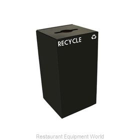 Witt Industries 28GC04-CB Waste Receptacle Recycle