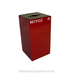 Witt Industries 28GC04-SC Waste Receptacle Recycle